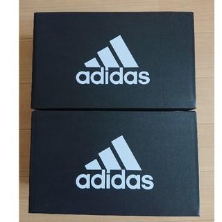 adidas - アディダス  空箱   キッズサイズ