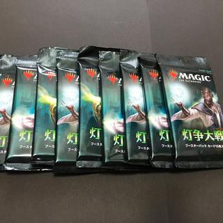 マジック:ザ・ギャザリング - MTG 灯争大戦 日本語版ブースターパック 9パック
