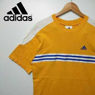 アディダス(adidas)の481 adidas 90s パフォーマンスロゴ 胸刺繍 Tシャツ ビンテージ(Tシャツ/カットソー(半袖/袖なし))