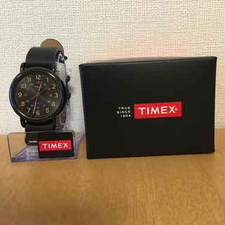 タイメックス(TIMEX)のタイメックス ウィークエンダー40 ブラック(腕時計(アナログ))