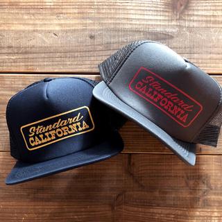 STANDARD CALIFORNIA - standard california mesh cap