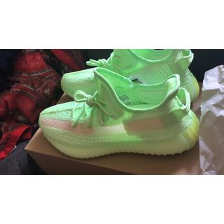 adidas - YEEZY BOOST 350 V2 GLOW IN THE DARK