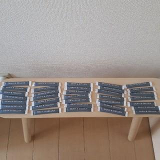 ディーンアンドデルーカ(DEAN & DELUCA)のDEAN&DELUCA スティックシュガー 35本(調味料)