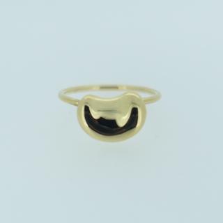 ティファニー(Tiffany & Co.)の☆人気☆ ティファニー ビーンズ  リング K18(リング(指輪))