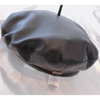 クリスチャンディオール(Christian Dior)のクリスチャンディオール◆ChristianDior★ベレー帽(ハンチング/ベレー帽)