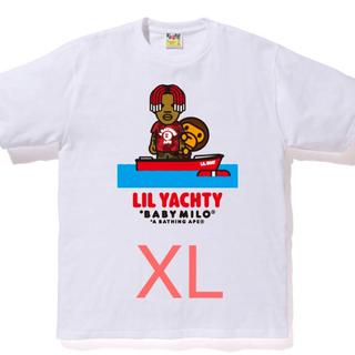 アベイシングエイプ(A BATHING APE)のA BATHING APE × LIL YACHTY × BABY MILO(Tシャツ/カットソー(半袖/袖なし))