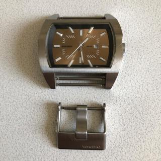 ディーゼル(DIESEL)の電池新品!送料無料!DIESEL dz1114 ベルトなし(腕時計(アナログ))