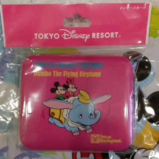 Disney - ディズニー レトロ メッセージカード