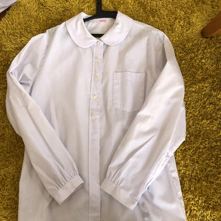 女子 長袖ブラウス 制服160