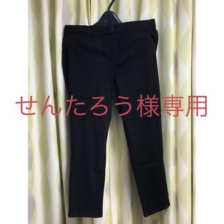 ユニクロ(UNIQLO)のユニクロ レギンスパンツ (黒)(スキニーパンツ)