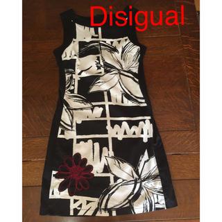 デシグアル(DESIGUAL)の美品⭐︎ desigual ワンピース 36(ミニワンピース)