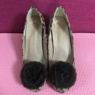バニティービューティー(vanitybeauty)の靴 23cm(ハイヒール/パンプス)