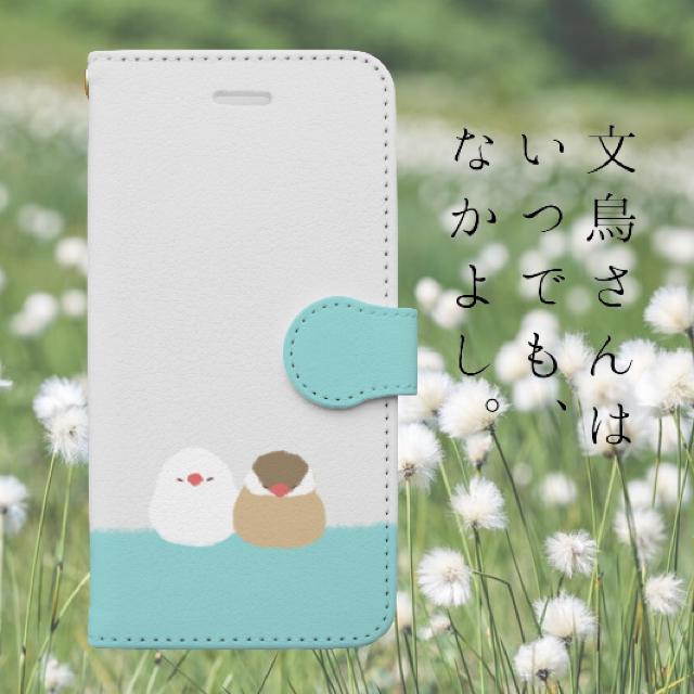 iphone xr カード 収納 ケース | iPhoneケース 手帳型 スマホケース ハンドメイド 文鳥 小鳥 かわいいの通販 by どうぶつハンドメイド屋さん|ラクマ