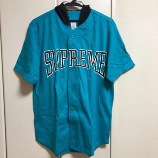 シュプリーム(Supreme)のSupreme 16SS Hooded Baseball Top (その他)