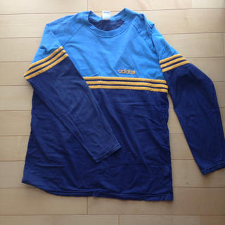 アディダス(adidas)のアディダス メンズ(Tシャツ/カットソー(七分/長袖))