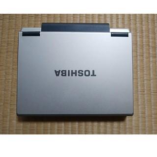 トウシバ(東芝)のTOSHIBA ネットブック(ノートPC)