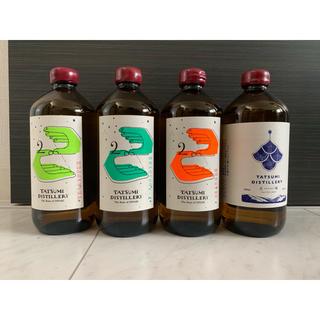 辰巳蒸留所 アルケミエ クラフトジン(蒸留酒/スピリッツ)