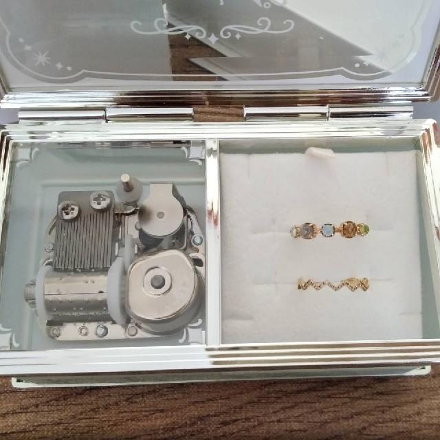 canal4℃(カナルヨンドシー)のカナル4℃ プレゼント用オルゴール付BOX  レディースのアクセサリー(リング(指輪))の商品写真