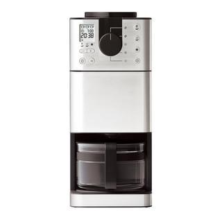 ムジルシリョウヒン(MUJI (無印良品))の[新品] 無印良品 豆から挽ける コーヒーメーカー(コーヒーメーカー)