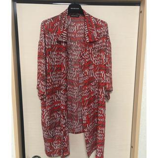 バレンシアガ(Balenciaga)のバレンシアガ balenciaga ラブポエムシャツ 38(Tシャツ/カットソー(半袖/袖なし))
