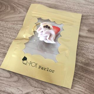 キューポット(Q-pot.)の【新品/送料無料】キューポット ストロベリーホイップ リング 指輪(リング(指輪))