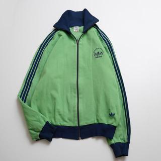 アディダス(adidas)のアディダス 西ドイツ ライムトラックジャケット(ジャージ)