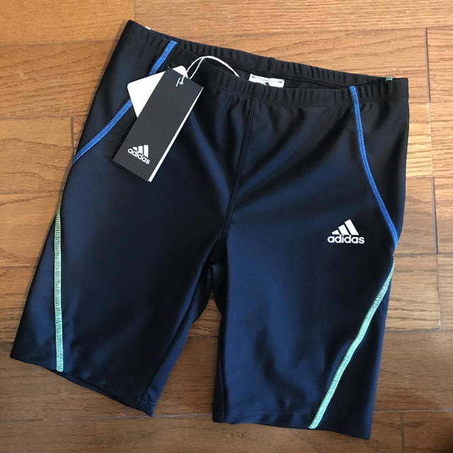 adidas(アディダス)の水着 男の子 [150] キッズ/ベビー/マタニティのキッズ服 男の子用(90cm~)(水着)の商品写真