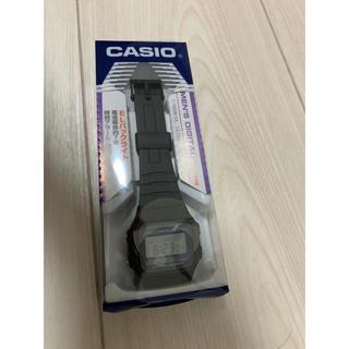 カシオ(CASIO)の新品未使用 [カシオ]CASIO 腕時計 スタンダード F-105W-1A(腕時計(デジタル))