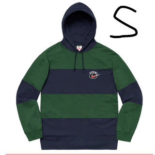 Supreme - Supreme®/Nike® Stripe Hooded Sweatshirt