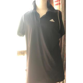 アディダス(adidas)のadidas ゲームシャツ黒M(プロフ必読)(ウェア)