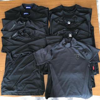 MIZUNO - アンダーシャツ 黒9枚