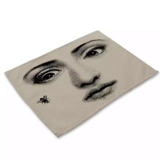 アッシュペーフランス(H.P.FRANCE)のランチョンマット フォルナセッティ 壁掛け フランス Fornasetti(テーブル用品)