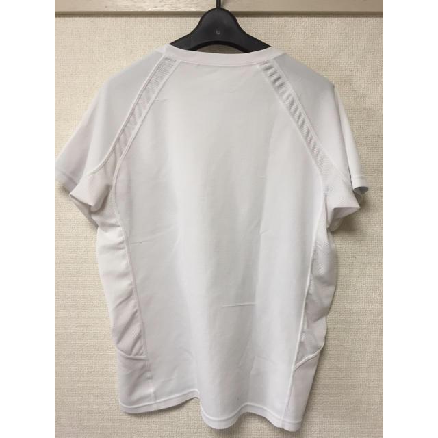 UNIQLO(ユニクロ)のユニクロ スポーツ用速乾Tシャツ スポーツ/アウトドアのトレーニング/エクササイズ(その他)の商品写真