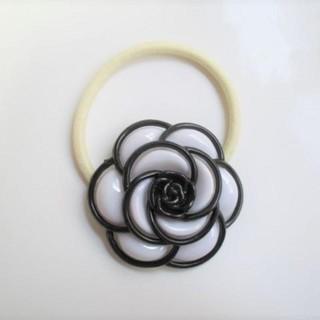 薔薇 ヘアーゴム(ヘアアクセサリー)