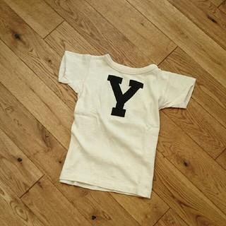 "DOORS / URBAN RESEARCH - URBAN RESEARCH DOORS イニシャルTシャツ ""Y"""