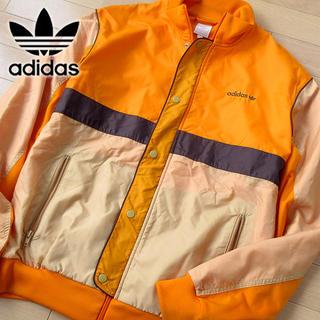 アディダス(adidas)の美品 Lサイズ アディダス 90's メンズ ナイロンジャージ/ジャケット(ジャージ)