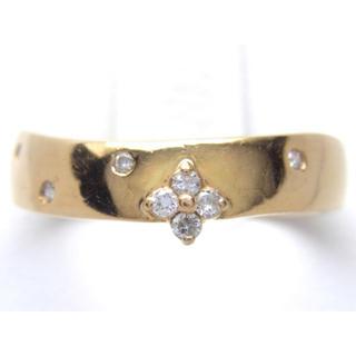 K18 ダイヤモンド リング*(リング(指輪))