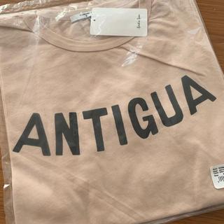 ドゥロワー(Drawer)のantigua  ロマンスTシャツ(Tシャツ(半袖/袖なし))
