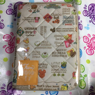 ディズニー(Disney)のTDL ディズニー リゾート限定 パークフード柄 母子手帳ケース(母子手帳ケース)