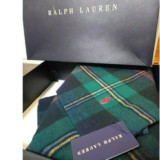 ラルフローレン(Ralph Lauren)のラルフローレン ブランケット (毛布)