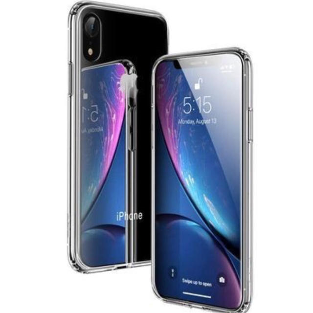 iphone8 ケース au / iPhone XR ケース 6.1インチ クリア ハードケース ESRの通販 by yuki*'s shop|ラクマ