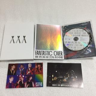 AAA - AAA FANTASTIC OVER 初回生産限定盤DVD