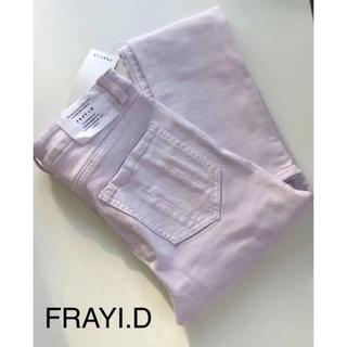 フレイアイディー(FRAY I.D)のFRAYI.D パンツ 新品未使用(デニム/ジーンズ)
