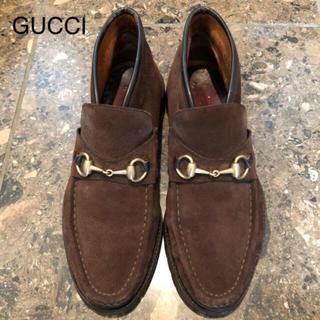 グッチ(Gucci)のGUCCI  グッチ ショートブーツ(ブーツ)