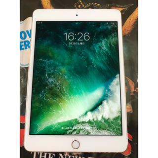 Apple - iPadmini 4 Apple docomo 16ギガ