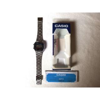 カシオ(CASIO)の【未使用】カシオ アラームクロノ 国内正規品(腕時計(デジタル))