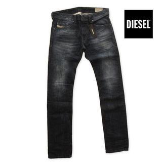 ディーゼル(DIESEL)の新品タグ付き DIESEL THAVAR デニム W30 M相当 スリムモデル(デニム/ジーンズ)
