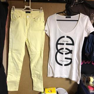 エゴイスト(EGOIST)のEGOIST Tシャツ、パンツセット(セット/コーデ)