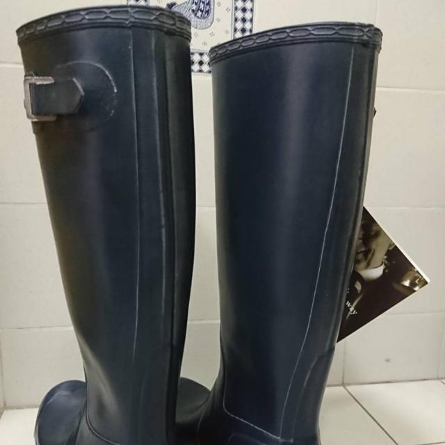 HUNTER(ハンター)のHunterレディースレインブーツ レディースの靴/シューズ(レインブーツ/長靴)の商品写真