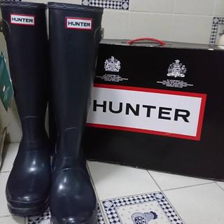 ハンター(HUNTER)のHunterレディースレインブーツ(レインブーツ/長靴)
